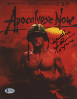 "Martin Sheen Signed ""Apocalypse Now"" 8x10 Photo Inscribed ""12/3/2020"" (Beckett COA) at PristineAuction.com"