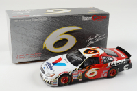 Mark Martin Signed LE 2000 #6 MaxLife Ford Taurus - 1:24 Diecast Car (Beckett COA) at PristineAuction.com