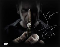 "Jon Bernthal Signed ""The Punisher"" 11x14 Photo (JSA COA) at PristineAuction.com"