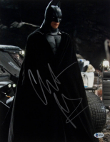 """Christian Bale Signed """"The Dark Knight"""" 11x14 Photo (Beckett COA) at PristineAuction.com"""