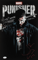 "Jon Bernthal Signed ""The Punisher"" 11x17 Photo (JSA COA) at PristineAuction.com"