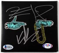 """Killer Mike & El-P Signed """"Run The Jewels"""" CD Album (Beckett COA & PSA COA) at PristineAuction.com"""