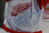 Brett Hull Signed Red Wings 16x20 Photo (JSA COA) at PristineAuction.com