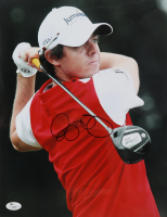 Rory McIlroy Signed 11x14 Photo (JSA COA) at PristineAuction.com