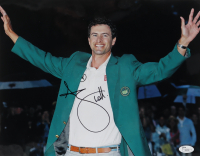 Adam Scott Signed 11x14 Photo (JSA COA) at PristineAuction.com