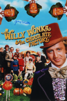 "Gene Wilder Signed ""Charlie and the Chocolate Factory"" 12x18 Photo (PSA COA) at PristineAuction.com"