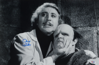 """Gene Wilder Signed """"Young Frankenstein"""" 12x18 Photo (PSA COA) at PristineAuction.com"""