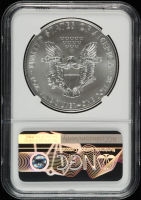 2019 American Silver Eagle $1 One Dollar Coin (NGC MS70) at PristineAuction.com