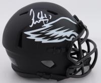 Alshon Jeffery Signed Eagles Eclipse Alternate Speed Mini Helmet (Beckett COA) at PristineAuction.com