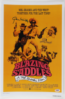 "Gene Wilder Signed ""Blazing Saddles"" 12x18 Photo (PSA COA) at PristineAuction.com"