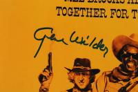 "Gene Wilder Signed ""Blazing Saddles"" 12x18 Photo (PSA COA) at PristineAuction.com"