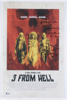 "Richard Brake Signed ""3 from Hell"" 11x17 Photo Inscribed ""Show Me Your Salami Motherf****r"" "" Foxy"" (Beckett COA) at PristineAuction.com"