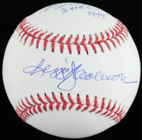 "Reggie Jackson Signed OML Baseball Inscribed ""Great Night in the Bronx"", ""3 HR's"" & ""1977"" (JSA COA) at PristineAuction.com"