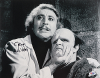 """Gene Wilder Signed """"Charlie and the Chocolate Factory"""" 11x14 Photo (PSA COA) at PristineAuction.com"""