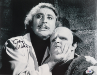 "Gene Wilder Signed ""Young Frankenstein"" 11x14 Photo (PSA COA) at PristineAuction.com"