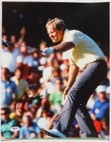 Jack Nicklaus Signed 11x14 Photo (PSA Hologram) at PristineAuction.com