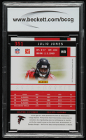 Julio Jones 2011 Score #351A RC (BCCG 10) at PristineAuction.com