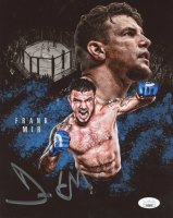 Frank Mir Signed UFC 8x10 Photo (JSA COA) at PristineAuction.com