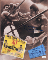 Ken Norton Signed 11x14 Photo (JSA COA) at PristineAuction.com