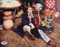 "Gene Wilder Signed ""Charlie and the Chocolate Factory"" 8x10 Photo (PSA COA) at PristineAuction.com"