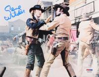 "Gene Wilder Signed ""Blazzing Saddles"" 8x10 Photo (PSA COA) at PristineAuction.com"