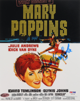 "Dick Van Dyke Signed ""Mary Poppins"" 8x10 Photo (PSA COA) at PristineAuction.com"