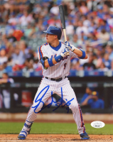 Brandon Nimmo Signed Mets 8x10 Photo (JSA COA) at PristineAuction.com