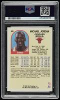 Michael Jordan 1989-90 Hoops #200 (PSA 10) at PristineAuction.com