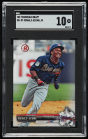 Ronald Acuna 2017 Bowman Draft #BD39 (SGC 10) at PristineAuction.com