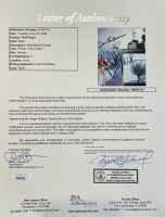 """Roger Waters, Nick Mason & David Gilmour Signed """"Pink Floyd"""" 20x26 Custom Framed CD Cover Display (JSA LOA) at PristineAuction.com"""