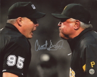 Clint Hurdle Signed Pirates 8x10 Photo (TSE Hologram) at PristineAuction.com