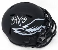 Brian Dawkins Signed Eagles Eclipse Alternate Speed Mini-Helmet (JSA COA) at PristineAuction.com