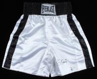 Roy Jones Jr. Signed Boxing Trunks (JSA COA & PSA LOA) at PristineAuction.com