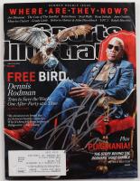 Dennis Rodman Signed 2013 Sports Illustrated Magazine (JSA COA) at PristineAuction.com