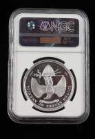 2016 George T. Morgan 1 oz Silver $100 Union Coin (NGC Cameo Gem Proof) at PristineAuction.com