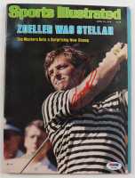 Fuzzy Zoeller Signed 1979 Sports Illustrated Magazine (PSA COA) (See Description) at PristineAuction.com