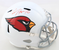 DeAndre Hopkins Signed Cardinals Full-Size Speed Helmet (Beckett COA) at PristineAuction.com