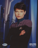 "Nicole de Boer Signed ""Star Trek: Deep Space Nine"" 8x10 Photo (Beckett COA) at PristineAuction.com"
