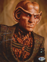 "Armin Shimerman Signed ""Star Trek"" 8x10 Photo (Beckett COA) at PristineAuction.com"