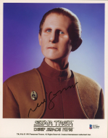 "Rene Auberjonois Signed ""Star Trek: Deep Space Nine"" 8x10 Photo (Beckett COA) at PristineAuction.com"