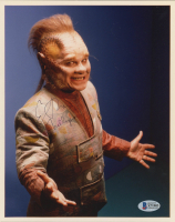 "Ethan Phillips Signed ""Star Trek: Voyager"" 8x10 Photo (Beckett COA) at PristineAuction.com"