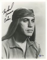"Michael Ansara Signed ""Broken Arrow"" 8x10 Photo Inscribed ""Cochise"" (Beckett COA) at PristineAuction.com"