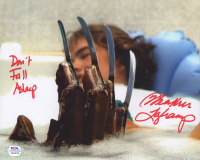 "Heather Langenkamp Signed ""A Nightmare on Elm Street"" 8x10 Photo Inscribed ""Don't Fall Asleep!"" (PSA COA) at PristineAuction.com"