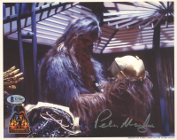 "Peter Mayhew Signed ""Star Wars Episode V - The Empire Strikes Back"" 8x10 Photo (Beckett COA) at PristineAuction.com"