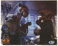 "Sean Crawford Signed ""Star Wars"" 8x10 Photo (Beckett COA) at PristineAuction.com"