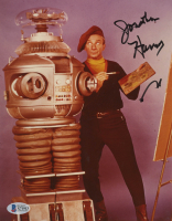 "Jonathan Harris Signed ""Lost In Space"" 8x10 Photo (Beckett COA) at PristineAuction.com"