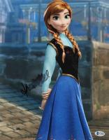 "Kristen Bell Signed ""Frozen"" 11x14 Photo (JSA COA) (See Description) at PristineAuction.com"