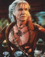 "Ricardo Montalban Signed ""Star Trek II: The Wrath of Khan"" 8x10 Photo (Beckett COA) at PristineAuction.com"