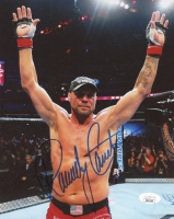 Randy Couture Signed UFC 8x10 Photo (JSA COA) at PristineAuction.com