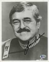 "James Doohan Signed ""Star Trek"" 8x10 Photo (Beckett COA) at PristineAuction.com"